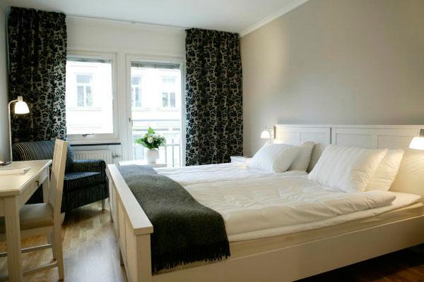 Hotel Tegnerlunden.