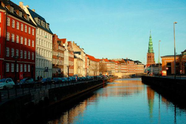 Столица Дании в декабре
