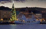 Стокгольм вдекабре— преддверие Рождества вСкандинавии