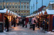 Хельсинки вянваре— откатания налыжах допраздничного ужина сблинами