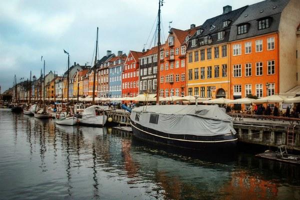 Копенгаген осенью 2019 года.