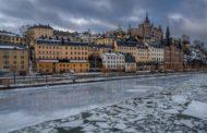 Стокгольм вфеврале: город, вкотором живет Карлсон